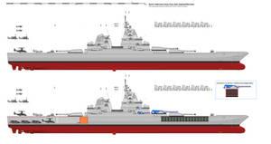 Tosa-class Superbattlecruiser