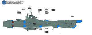Federation-class Cosmo Battleship