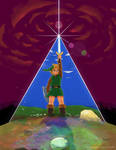 The legend of Zelda, a link to the past