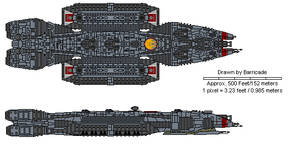 Ieolus class Strikestar