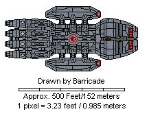 Caduceus class Strikestar by Barricade