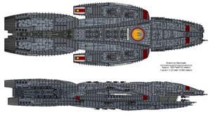 Deucalion class Battlecruiser
