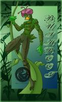 Bushroot The Gentle by slimthrowed