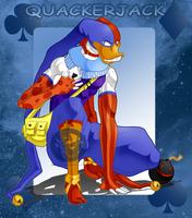 Quackerjack The Assassin by slimthrowed