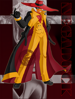 Negaduck The Leader by slimthrowed