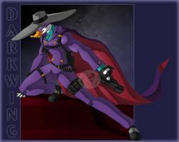 Darkwing The Guardian by slimthrowed