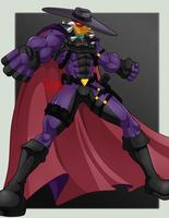 The Darkest Warrior by slimthrowed
