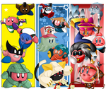 The Many Faces of Kirby 2