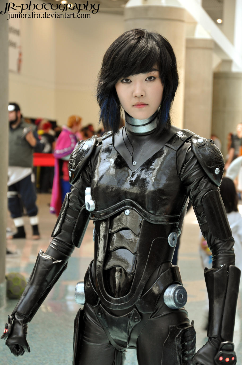 Anime Expo 2014 : Faces of Cosplay_0299 by JuniorAfro