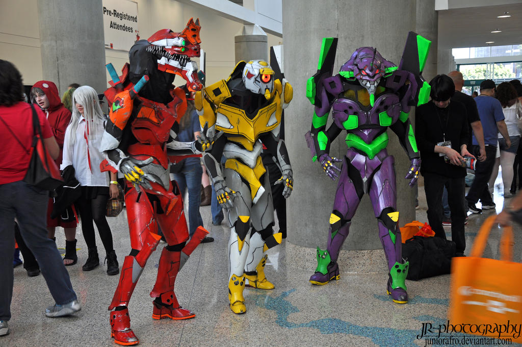 Anime Expo 2014 : Faces of Cosplay_0358 by JuniorAfro