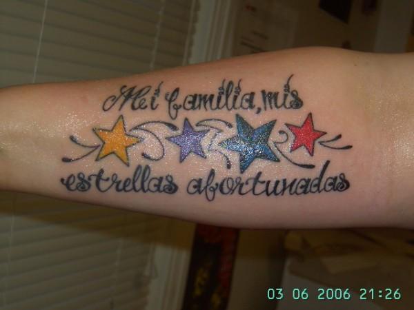 My family tattoo by levada05 on deviantart for My family tattoo