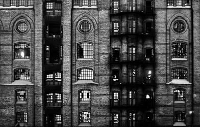 Architecture #5 by Scriblab