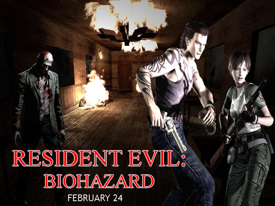 Resident Evil Biohazard Corps Watch Online Free