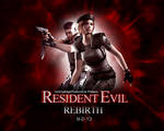 Resident Evil: Rebirth HD Wallpaper
