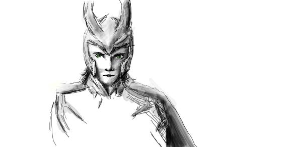 Loki by Nimfi