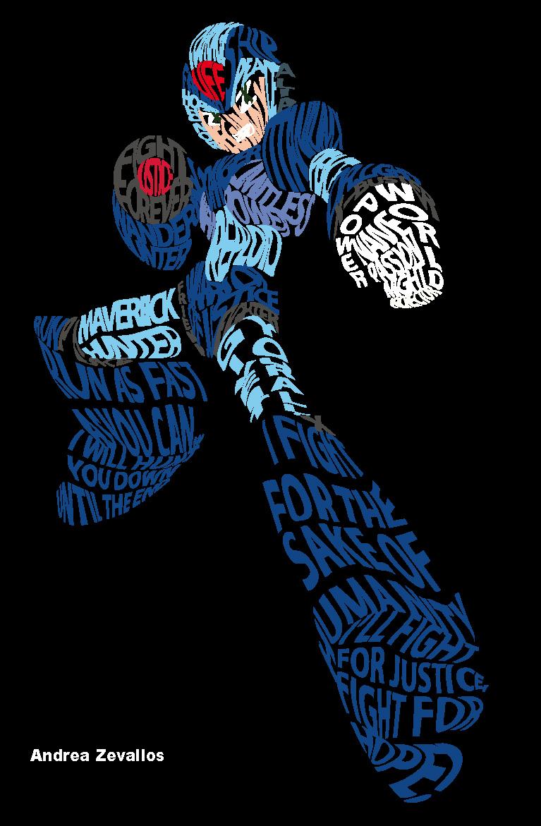 Written Megaman xD