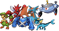 Pokemon Team 2 - Complete by NL-MetaKnight
