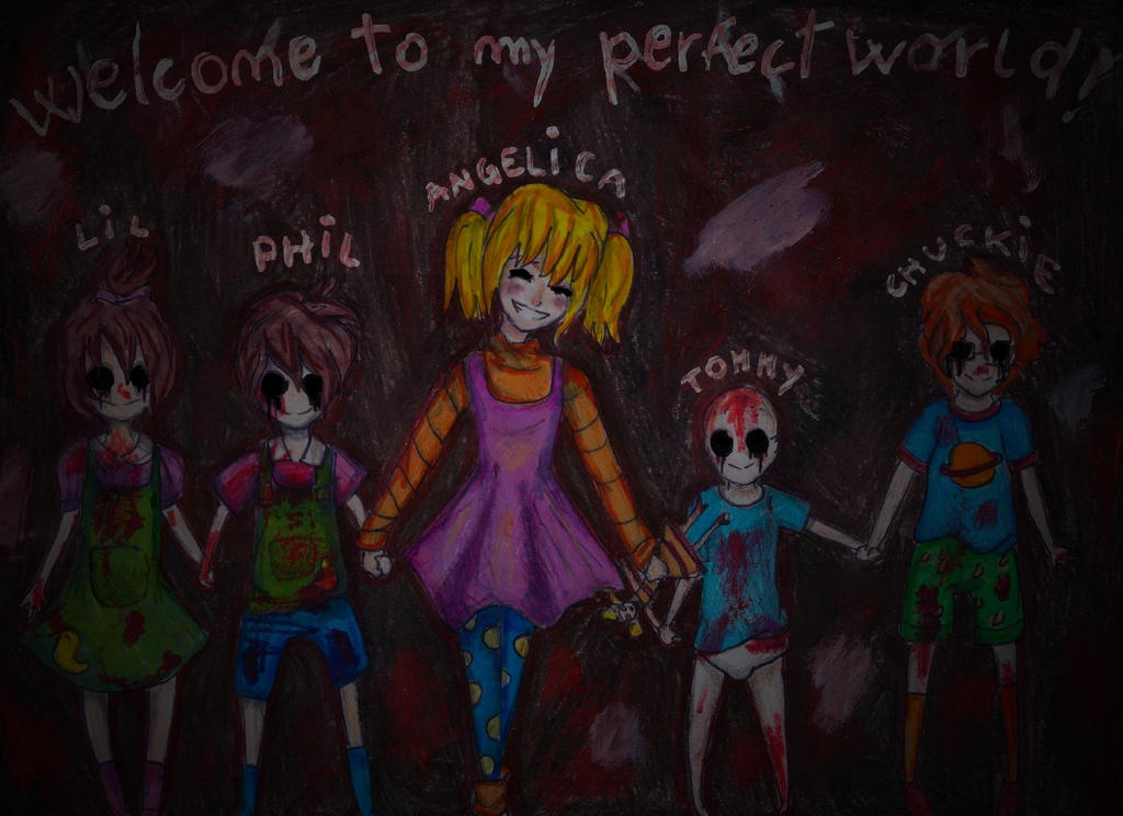 welcome to my perfect world! rugrats theory by ...