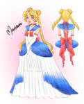 Fuku Wedding Dress