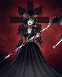 Nisi (Saint Seiya Love of Goddess) by Asma-chan