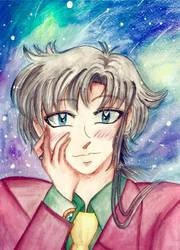 Seiya kou (Pretty Gardian Sailor moon) by Asma-chan