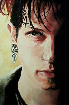 dan sperry portrait detail