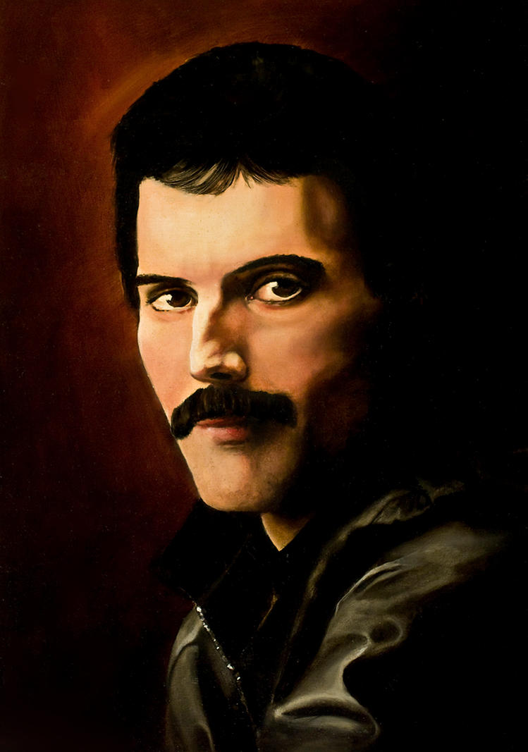 Freddie Mercury Complete by copperrein