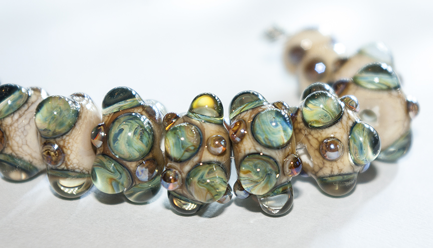 Handmade 'Vestige' Beads by copperrein