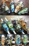 Glass goddesses