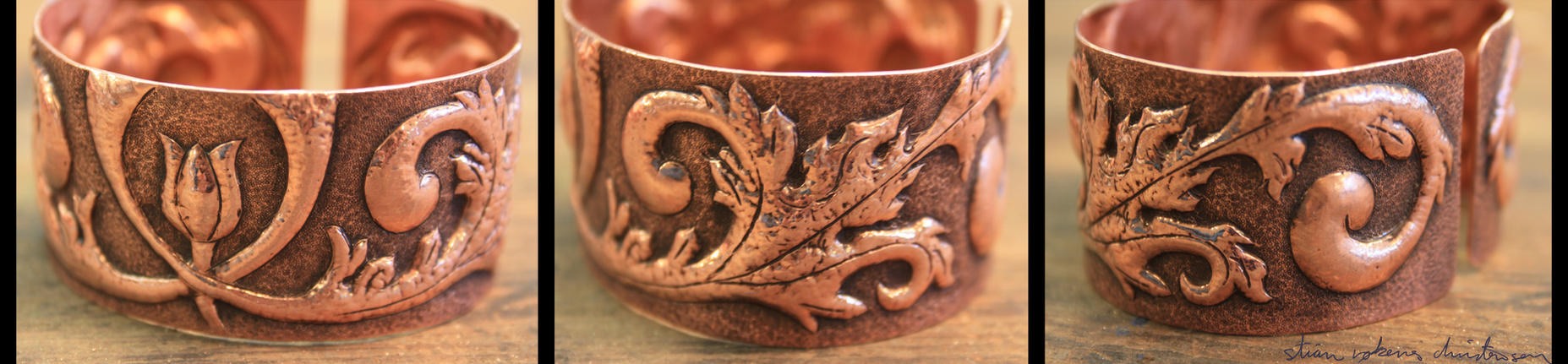 Leaf Bracelet by stian-c