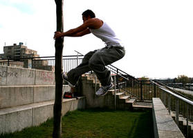Le Parkour by eridoo
