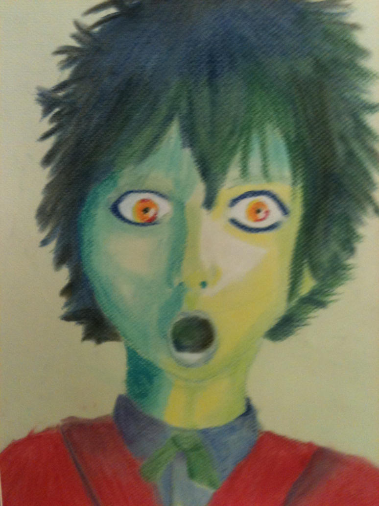 Billie Joe Armstrong by Animeniac3