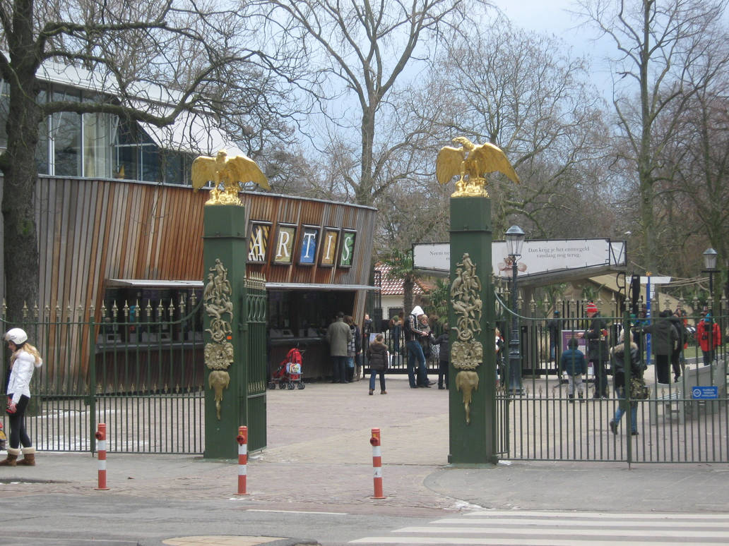Amsterdam Artis Zoo by Snowflaky