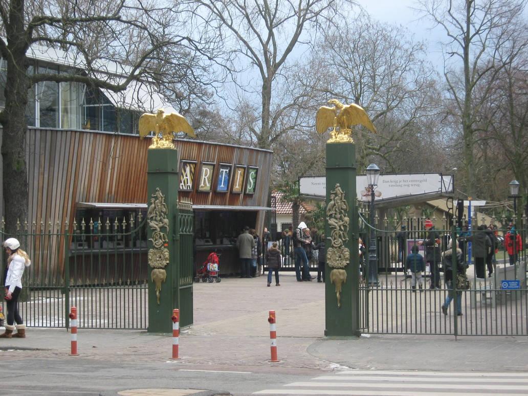 Amsterdam Artis Zoo by Snowflaky