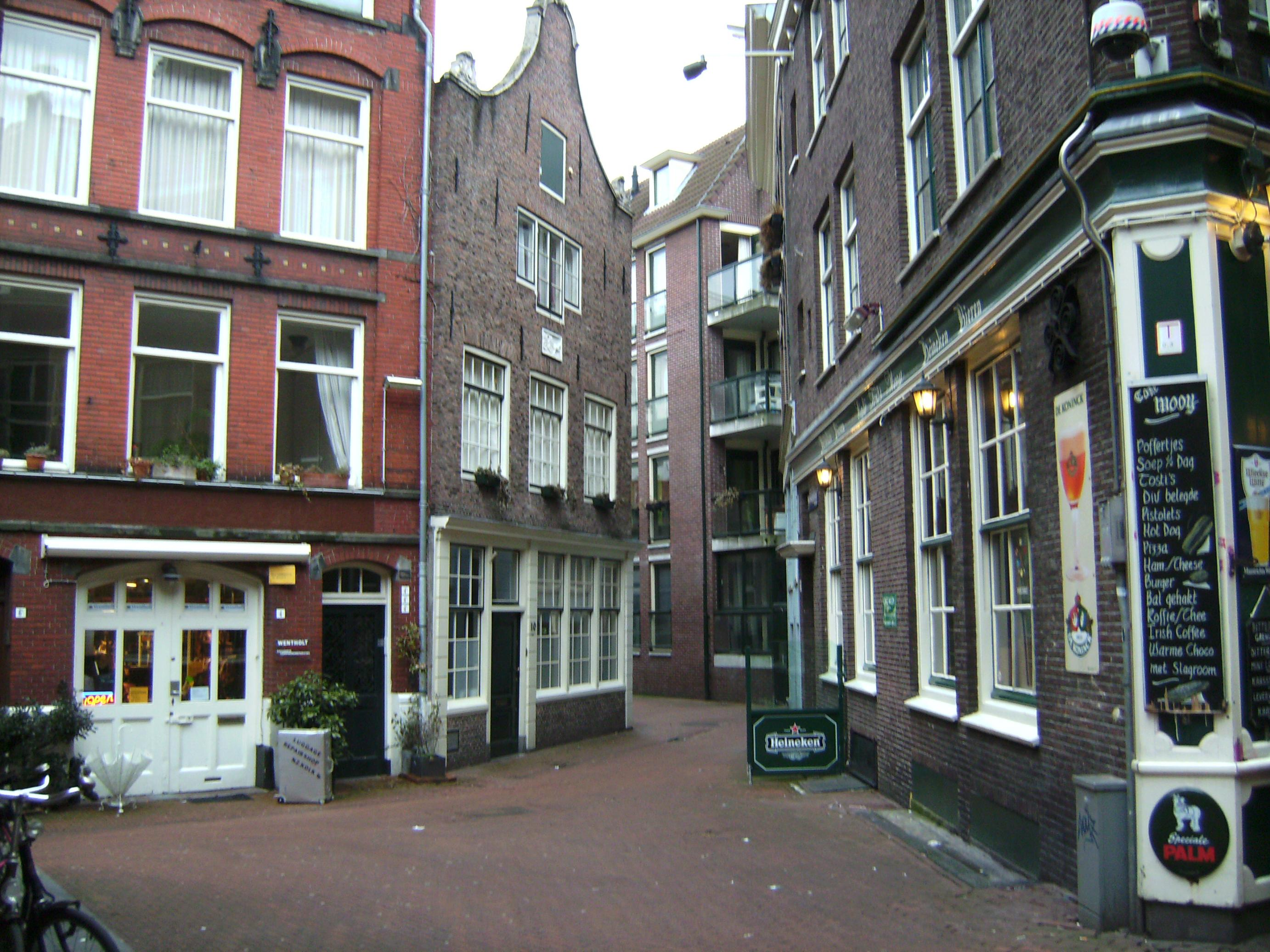 Coffee Shops Near Inner Hotel Amsterdam