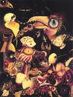 The Birds room by AlchemyArtist