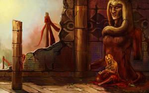 The Rebirth of Ganondorf by Jujulica