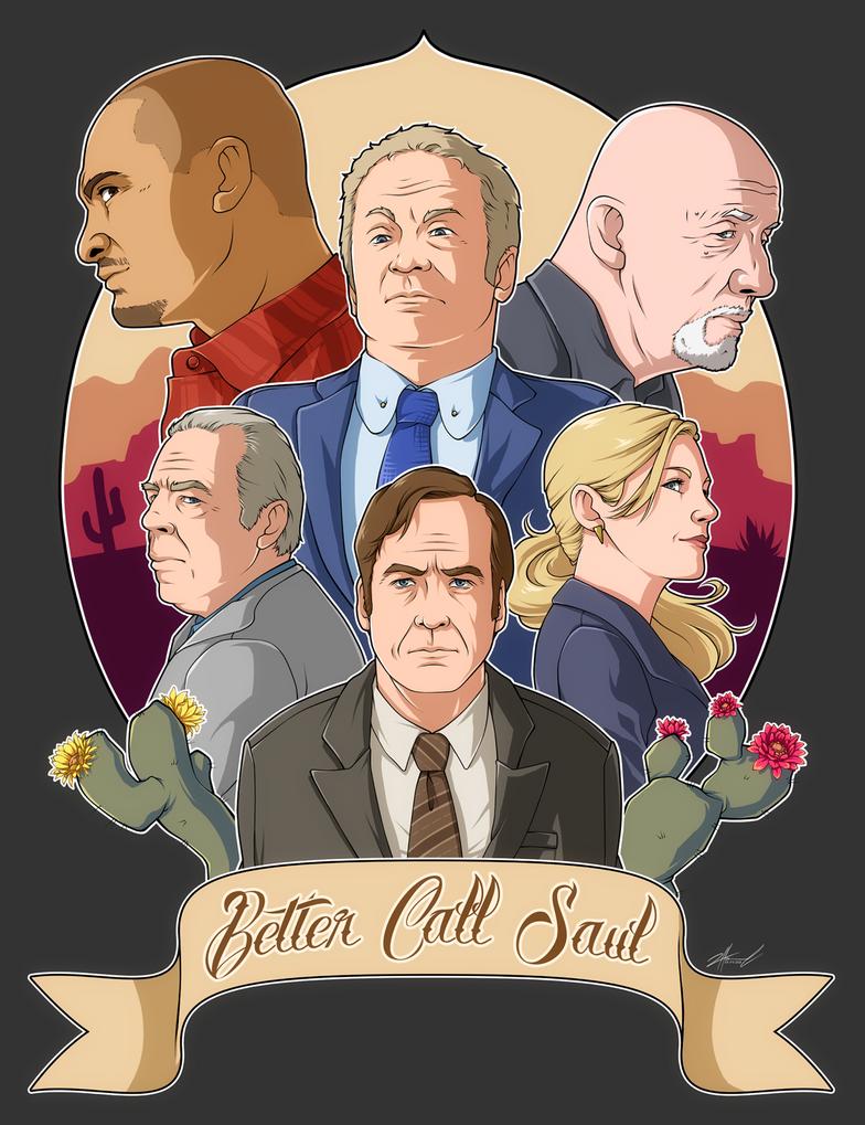 Better Call Saul - Season #1 by NessaSan