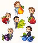Supernatural Fruit Salad