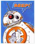 #011 - BB-8 [Star Wars]