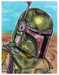 #016 - Boba Fett [Star Wars]
