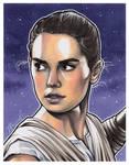 #019 - Rey [Star Wars]