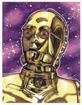 #020 - C3-PO [Star Wars]