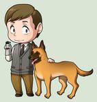 SPN Dogs #08