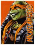 #027 - Michelangelo [Teenage Mutant Ninja Turtles]