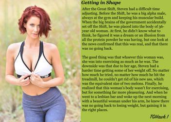 Getting in Shape by TGHawk1