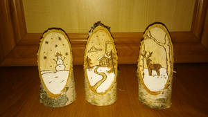 Christmas Decorations by NemanjaVeselinovic