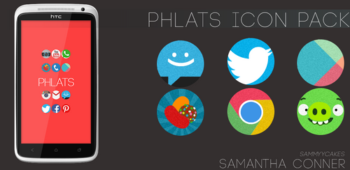 Phlats Icon Pack