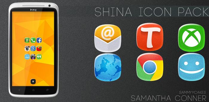 Shina Icons