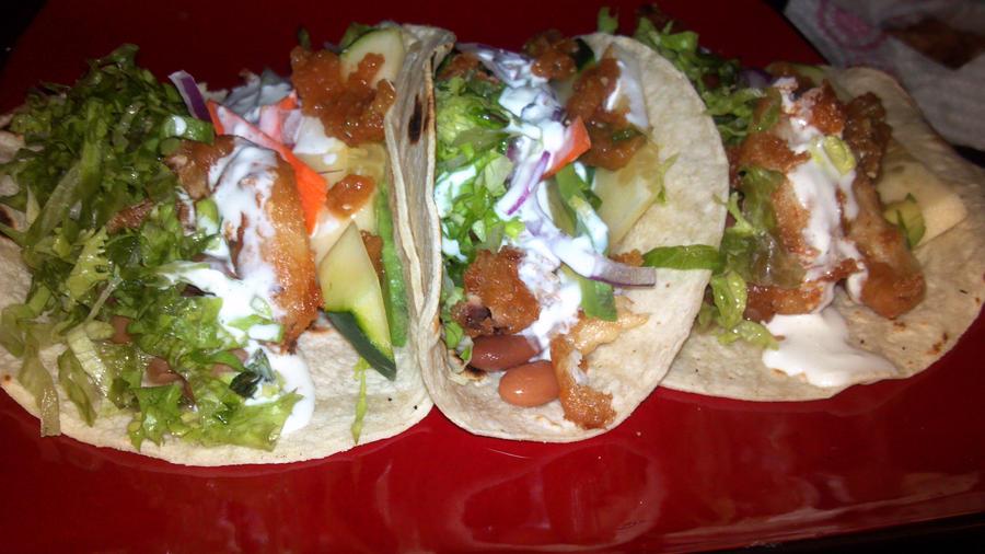 Tacos de Pescado by FutureChefHaku